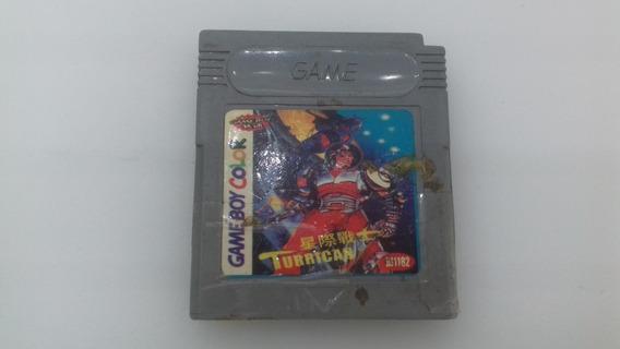 Nintendo Game Boy Turrican