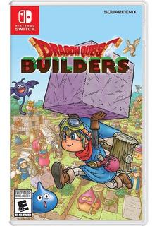 Dragon Quest Builders Launch