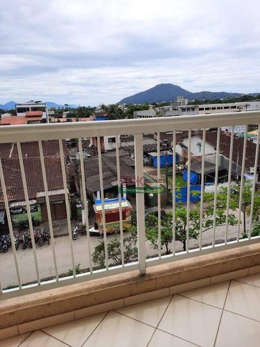 Imagem 1 de 8 de Apartamento Com 2 Dormitórios À Venda, 51 M² Por R$ 255.000 - Estufa Ii - Ubatuba/sp - Ap8620