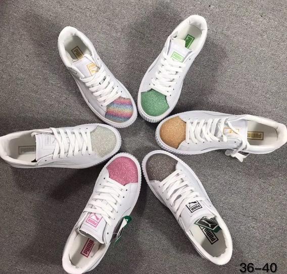 Tênis Puma Importado Feminino Original Shoes Lindo