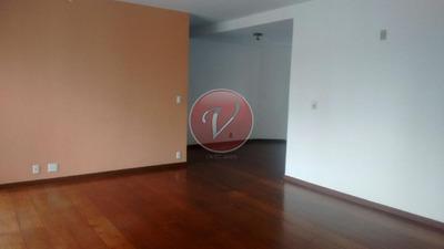 Apartamento Residencial Para Locação, Bairro Jardim, Santo André. - Ap8490