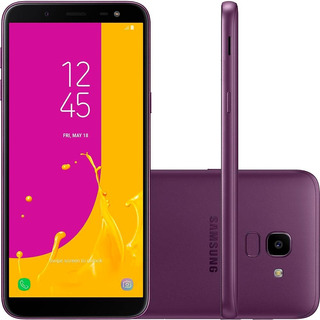 Smartphone Samsung Galaxy J6 32gb Dual Chip Android 8.0 Tela