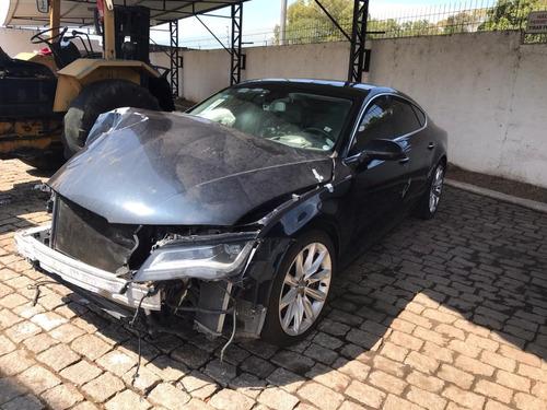Imagem 1 de 11 de Audi A7 Sportback 3.0 S-tronic Quattro 4p