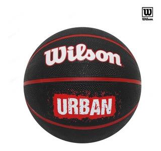 Pelota Basquet Wilson Urban Nro 7 Baires Deportes Distr Oficial Local En Oeste Gran Bs As