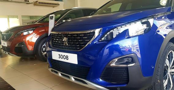 Peugeot 3008 1.6 Gt-line Hdi Thp Tiptronic