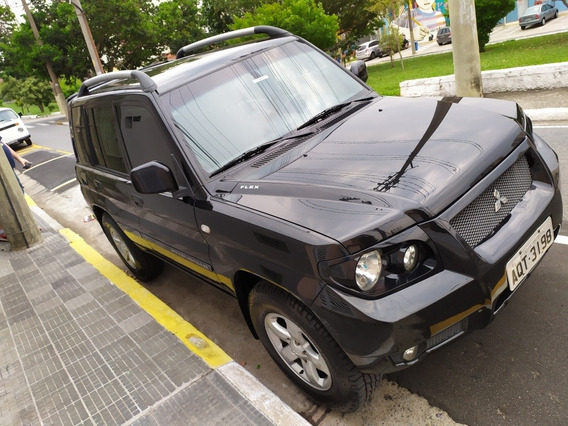 Mitsubishi Pajero Tr4 2.0 Flex Aut. 5p 2008