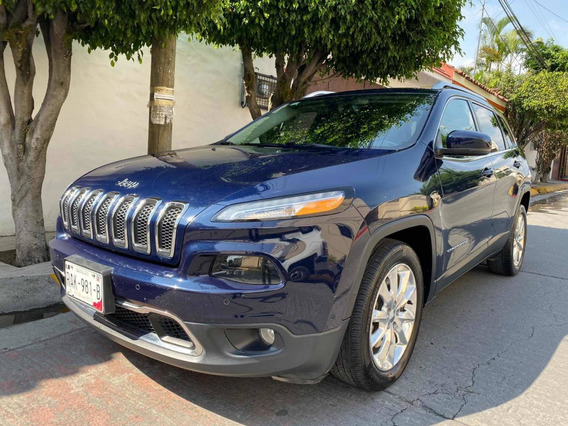 Jeep Cherokee 2.4 Limited Plus At 2016