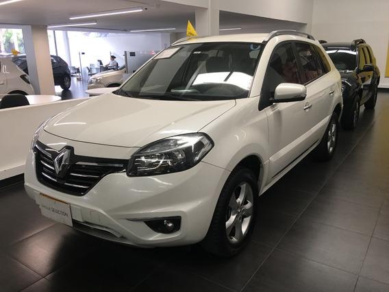 Renault Koleos 4x2 Aut 2.5cc Blanca 2015 Iay118