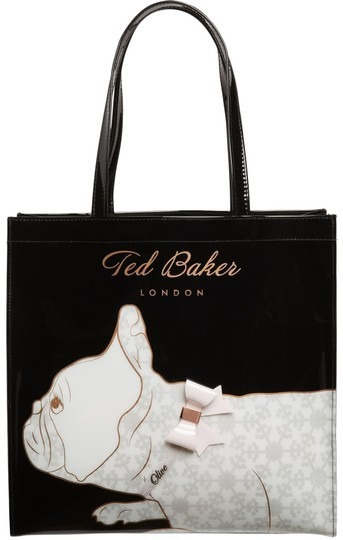 Cartera Lujo Ted Baker London - Bag Shopper Bulldog