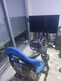 Simulador De Carrera Ps4