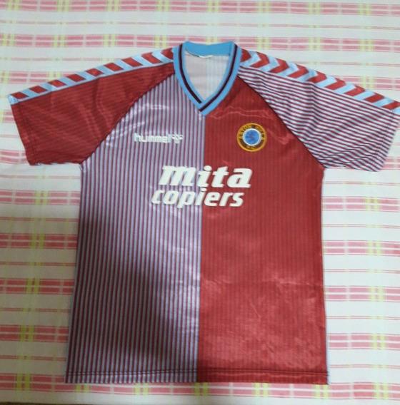 Hummel Aston Villa G 1987/1988 Grena