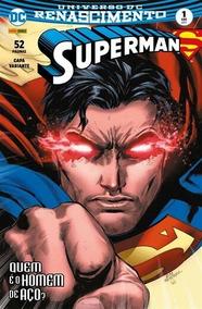 Superman Dc Renascimento - 1 Ao 20
