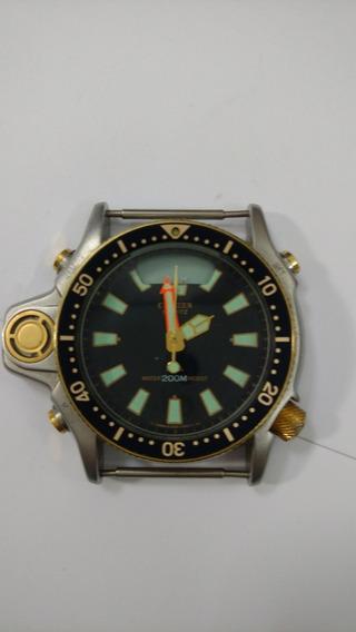 Manual Para Reloj Citizen Aqualand De Buceo Original