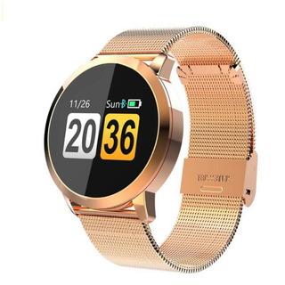 Relógio Smartwatch Q8 Bluetooth Frequência Card Fitness