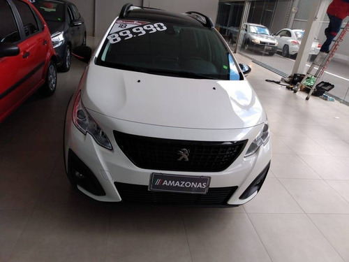 Peugeot 2008 1.6 16v Thp Flex Griffe 4p Automático