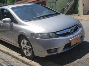 Honda Civic 1.8 Exs Flex Aut. 2º Dona Revisado Oportunidade