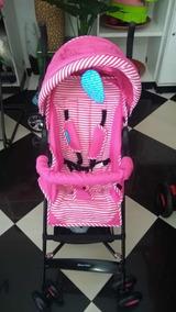 Carrinho De Bebê - Baby Happy Na Arco-íris Presentes