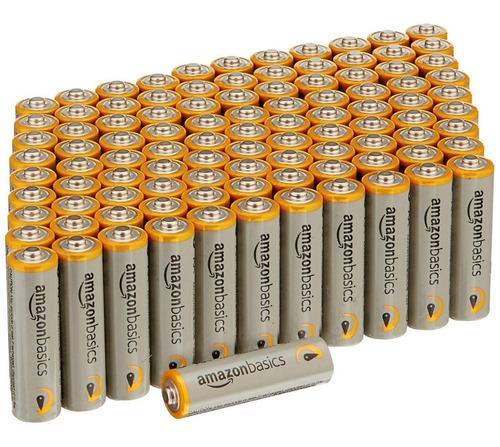 Pilas Baterias Aa Y Aaa Alkalinas