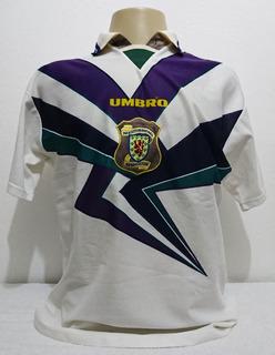 Camisa Seleção Escocia Euro 1996 Away G