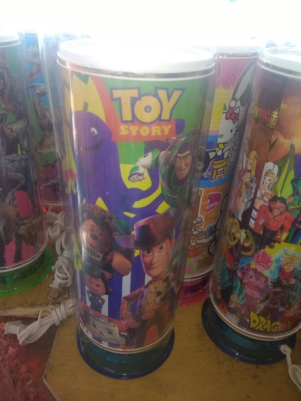 Centro De Mesa Luz De Noche Toy Story