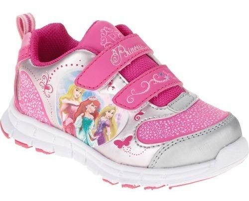 Tenis Infantil Princesas Disney - Tam 23 - Pronta Entrega