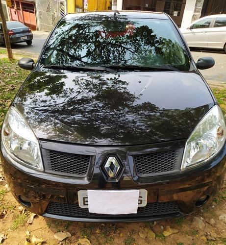 Imagem 1 de 9 de Renault Sandero 2009 1.0 16v Expression Hi-flex 5p