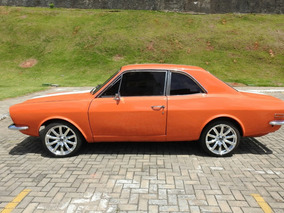 Ford Corcel 1 Luxo Ano 1976