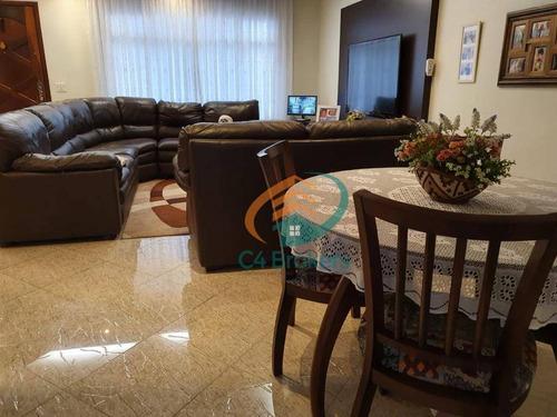 Sobrado Com 3 Dormitórios À Venda, 125 M² Por R$ 665.000,00 - Tatuapé - São Paulo/sp - So0563