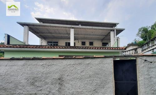 Imagem 1 de 17 de Casa A Venda No Bairro Taquara Em Duque De Caxias - Rj.  - 699-1