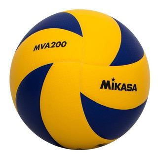 Balon De Voleibol Mikasa Mva200 Oficial Fivb Volleyball