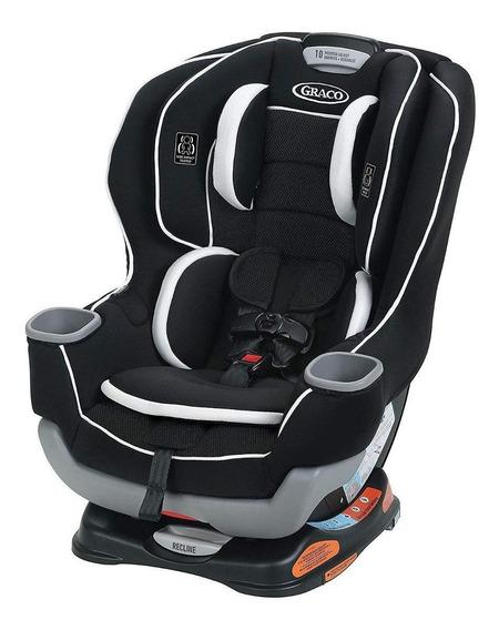 Silla infantil para auto Graco Extend2fit Convertible Binx