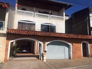 Sobrado Com 3 Dormitórios À Venda, 370 M² Por R$ 1.100.000,00 - Região Central - Caieiras/sp - So0709
