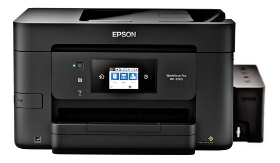 Impresora Multifuncional Epson Wf3720 Sistema Tinta Continua