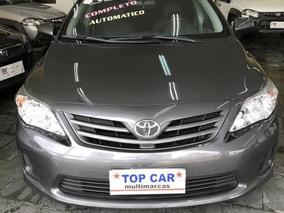 Toyota Corolla Sedan 1.8 2014 Automatico - Top De Linha