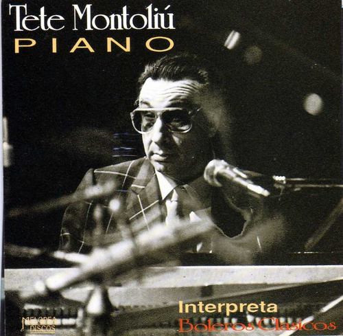 Tete Montoliu - Boleros En Piano Vol. 1 - Cd