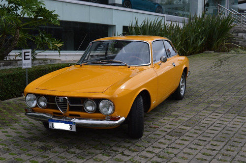 Imagem 1 de 15 de Alfa Romeo Gtv 1750 - 1968 Fase 1