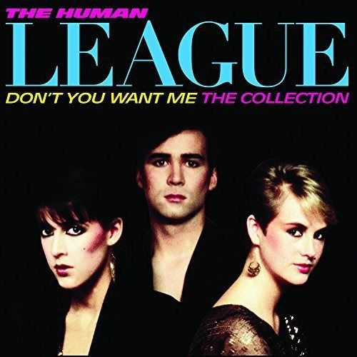 Cd : The Human League - Dont You Want Me The Collection ...