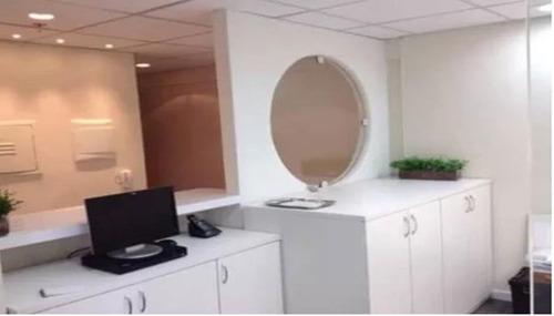 G9 Offices 2 | Rua Borges Lagoa, 971 - V-9522