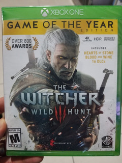 The Witcher 3 Edicion Completa Xbox One Nuevo Y Sellado