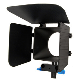 Mattebox Parassol Para-sol Para Hdslr E Filmadoras