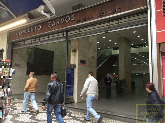 Excelente Loja No Térreo Da Galeria Zarvos No Centro De São Paulo! - Eb84590