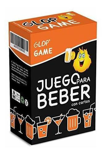Glop Game - Tragos Drinking Game For Latinos - Trago Game -