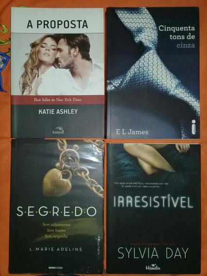 Kit Livros Eróticos (4 Livros)