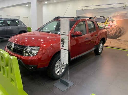 Renault Duster Oroch 1.6 Dynamique Anticipo Y Cuotas Se