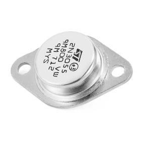10 Transistor 2n3055 St - Original