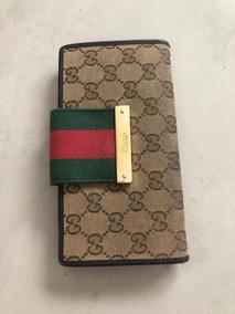 e9146fcd6 Billeteras Gucci Originales - Billeteras en Mercado Libre Argentina