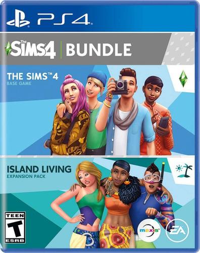 ..:: The Sims 4 Island Living Bundle ::.. Ps4 En Game Center