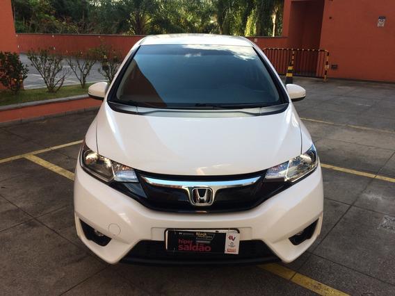 Honda Fit 1.5 Ex 16v Flex 4p Automático - Ano 2017