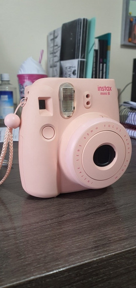 Polaroid Instax Mini 8 - Cor Rosa