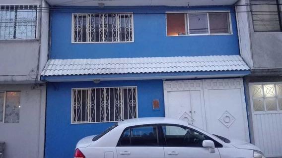 Casa Dos Pisos Ecatepec De Morelos